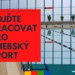 Hledáme strojníka pro plavecký bazén! Pojďte pracovat pro chebský sport